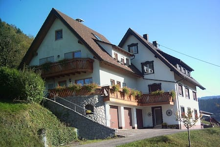 Cozy apartment in the black forest - Ottenhöfen im Schwarzwald - Daire