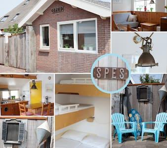 Huisje vlakbij het strand - Callantsoog - Rumah