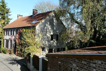 Chambre tout confort 22m² calme rez - Chaumont-Gistoux - Inap sarapan