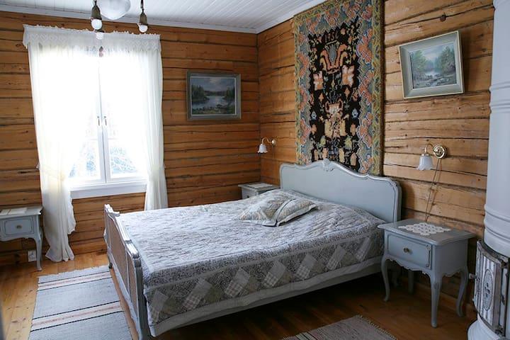 Ylä-Tuuhonen farm, Pihakamari - Ruovesi - Bed & Breakfast