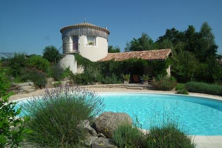 La Loge du Moulin - Beaulieu-Sous-Parthenay