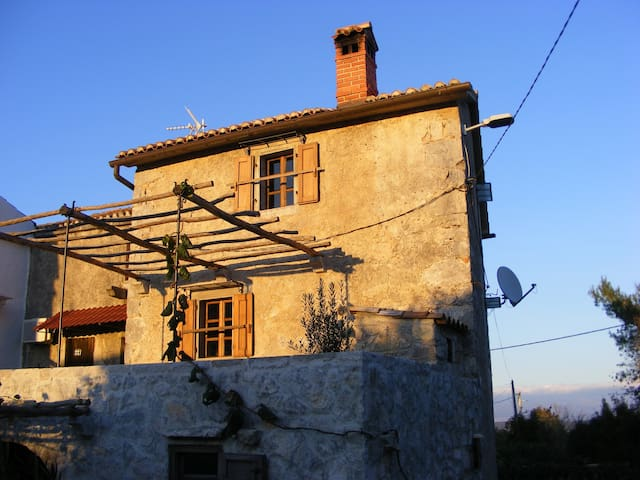 Holiday house Lakmartin - Lakmartin - Casa