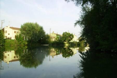 Au coeur de la Venise Verte - Damvix - House