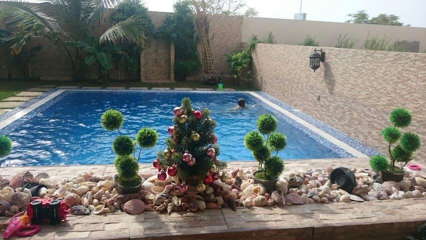 Villa 4 bedroom,Ras Al Khaimah,pool - Ras Al-Khaimah