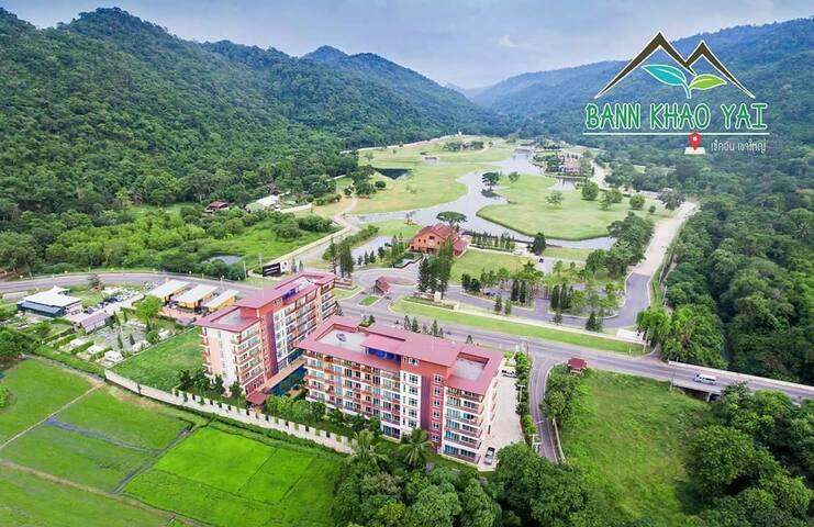 Bann khaoyai condo คอนโดบ้านเขาใหญ่