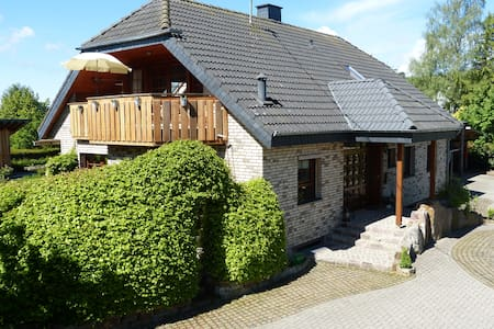 Sonnige Loggia-FeWo am Nationalpark - Bruchweiler - Apartament
