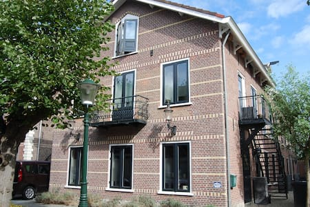 Unieke 12 p. villa nabij strand Noordwijk & A'dam - Noordwijk