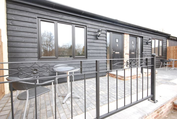 One story Barn Conversion- sleeps 4 people