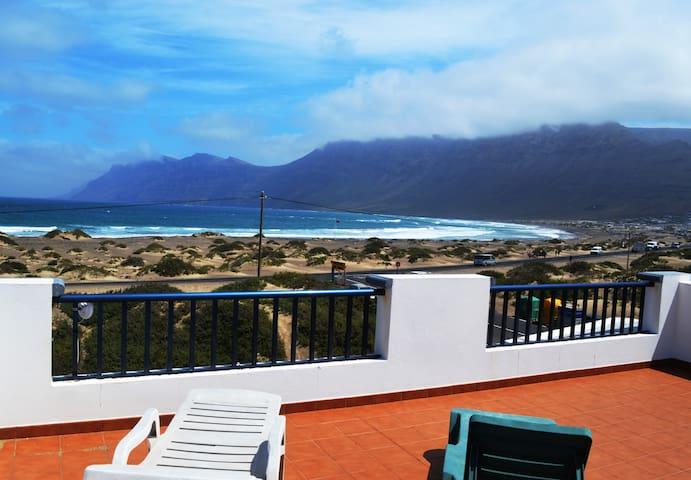 Vista Risco - Caleta de Famara - Apartment