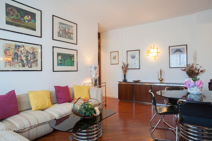 Delizioso accogliente appartamento - Bologna - Appartement