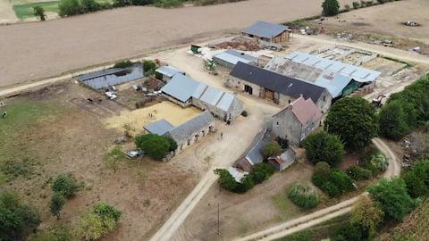 1850 Farm House  in Loire Valley