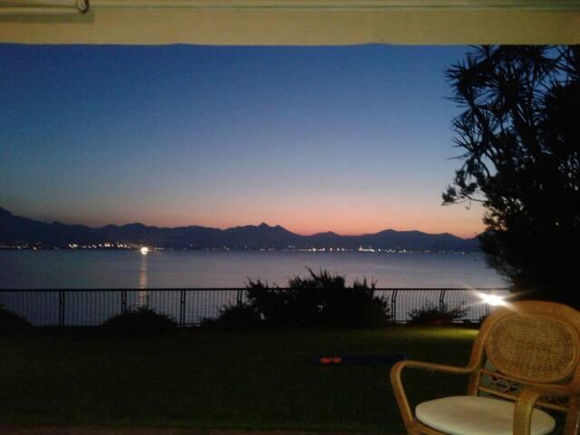Mongerbino ... Villa sul mare - Bagheria - Вилла
