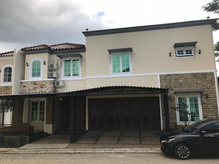 Caramel Homestay, your private homestay in Bogor