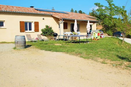 Maison individuelle de 130 M2 à Joyeuse Ardèche
