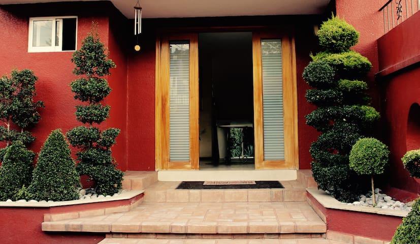 Your New Mexican Home - Ciudad de México - Rumah