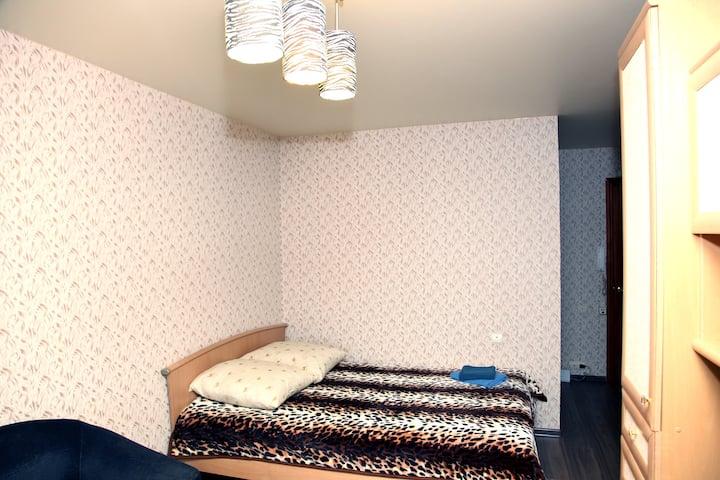 Квартира для одинокого человека или семейной пары