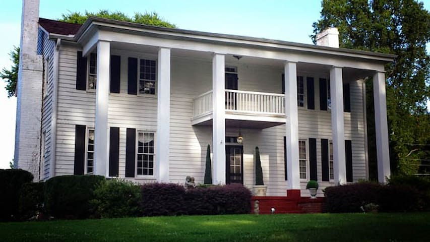 House on the Hill-Entire House - Jacksonville - Bed & Breakfast