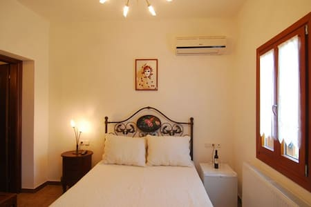 Angeliki Traditional Rooms - Double - Bed & Breakfast