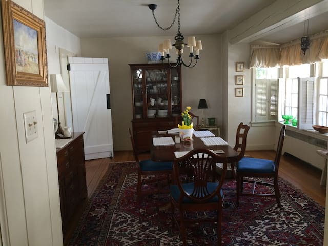 Secluded stone barn nearby town - Lancaster - Casa