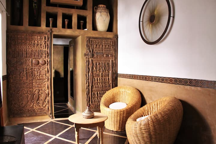 Chambre d'hôtes Marrakech