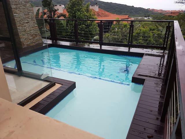 Amazing view over Zimbali - Dolphin Coast