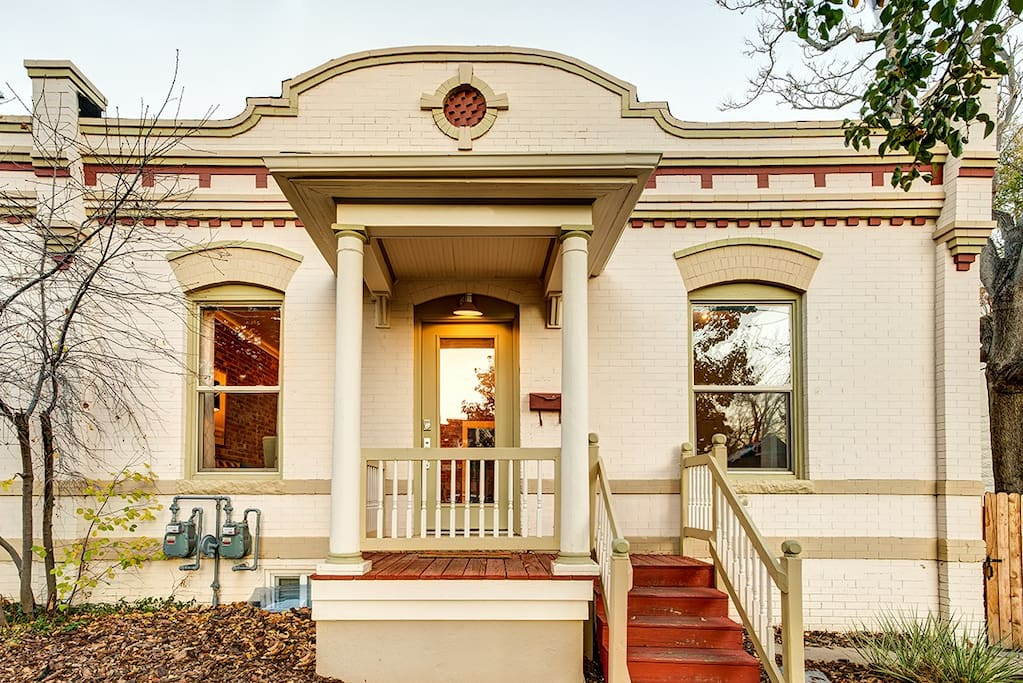Curb appeal in fantastic Jefferson Park