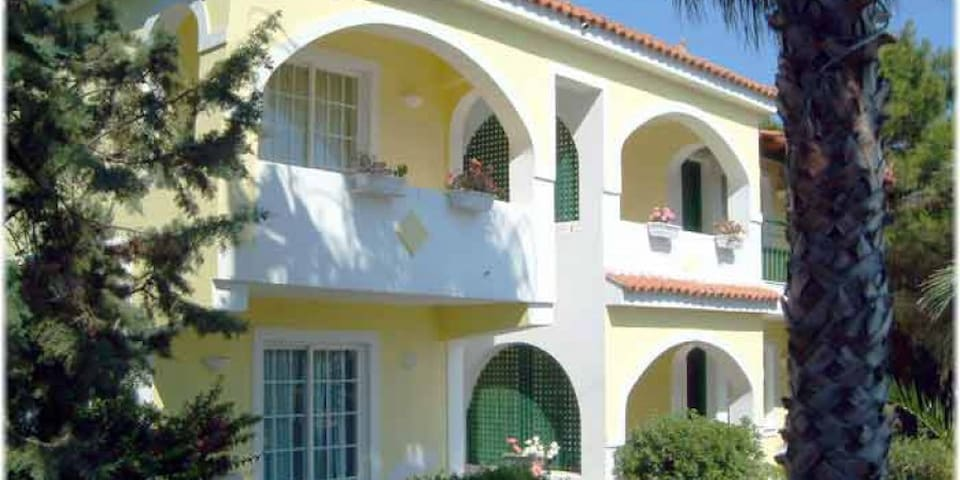Lemon Garden, Apartment 3 - Vasilikos - อพาร์ทเมนท์