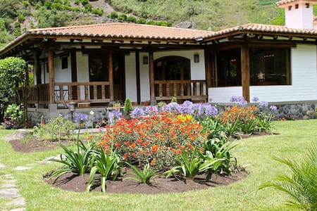 Mountain retreat 4 km from town - Banos