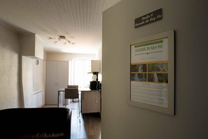 Appart'hotel Vals les Bains (6)