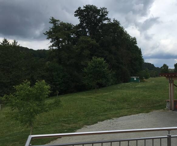FeWo zum Schloss Ortenburg - natürlich Natur