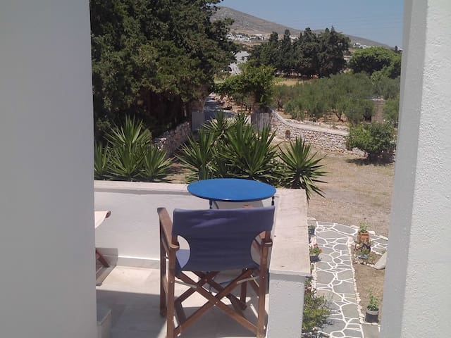 Kiki's apartments are private apartments in a cosmopolitan island in the aegean