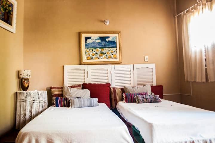 Habitaciones privadas en Areguá