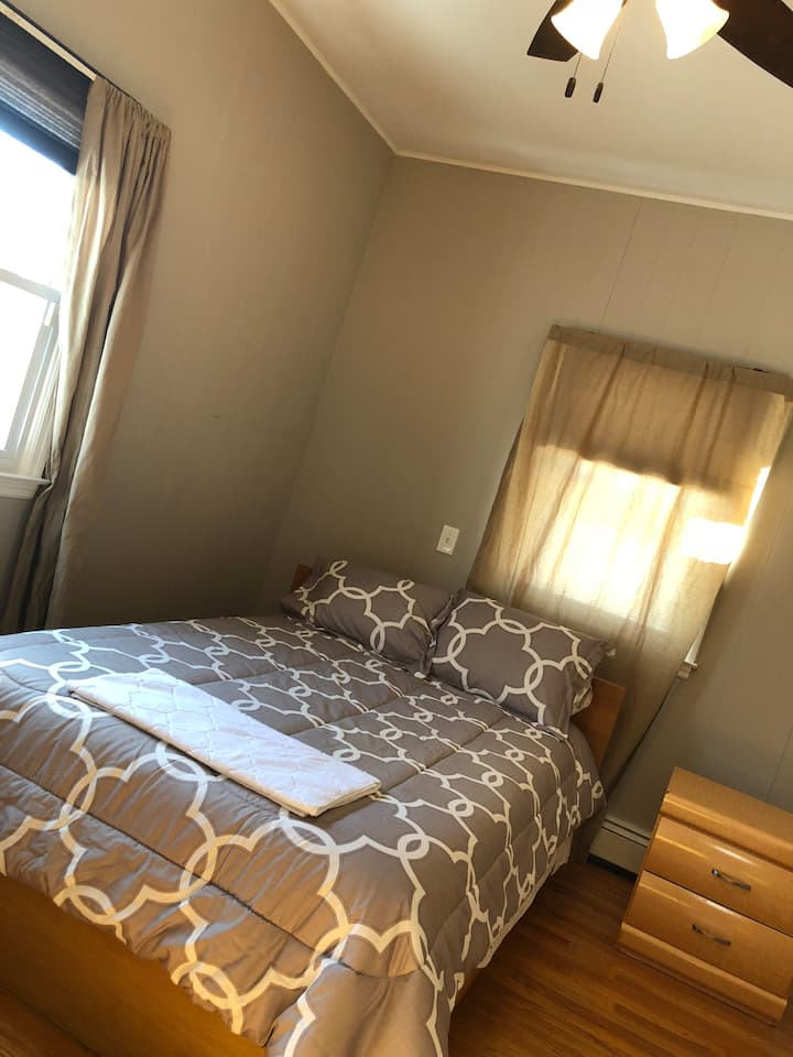 Beautiful furnished bedroom