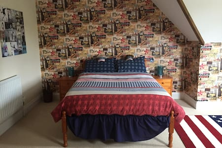 Double en suite in beautiful Bray - Bray