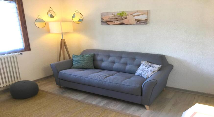 Studio neuf et cosy - Centre-Ville Chamonix