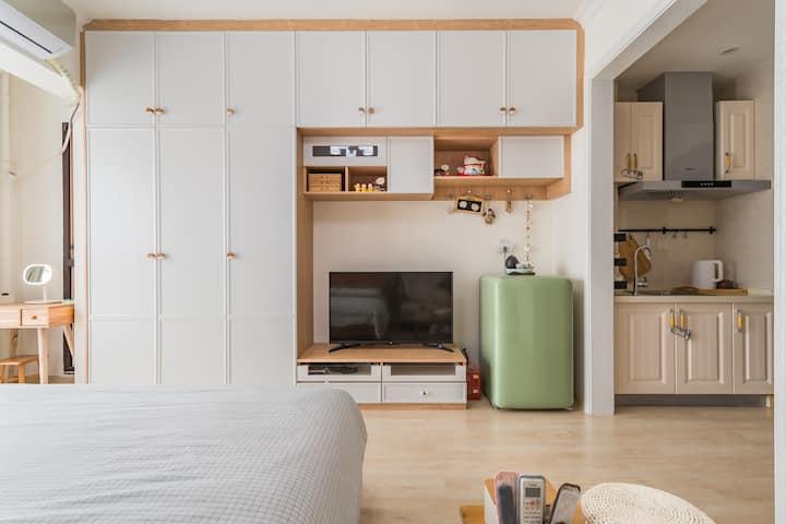 【Mandy蜜儿の日式小屋】|mini鲜花|地铁口|xbox360|全新装修&茶颜悦色|