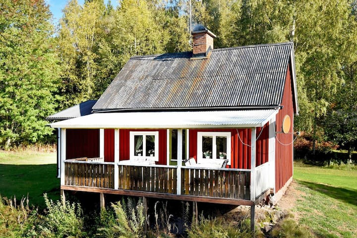 7 person holiday home in SUNNEMO