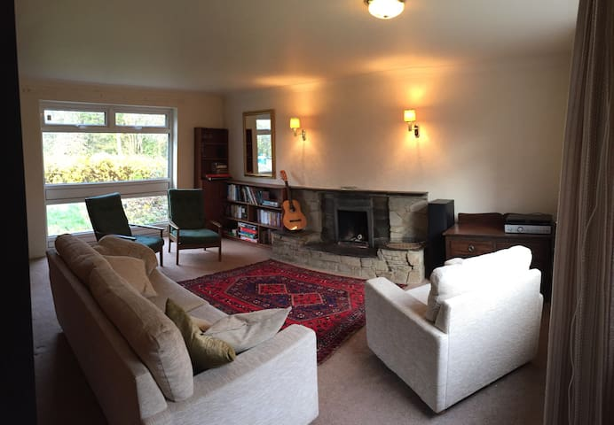 Detached 4-bedrm House in Didsbury - Manchester - Casa
