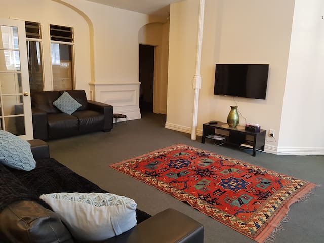 Central City Apartment - Comfort and peace! 31A.