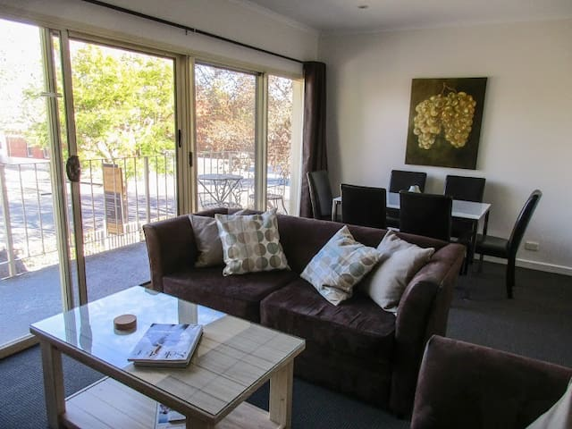 Angaston Mews Chardonnay Apartment - Angaston - อพาร์ทเมนท์