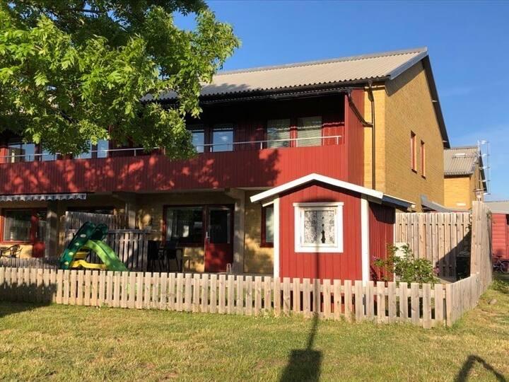 Familjevänlig 4:a i Visby