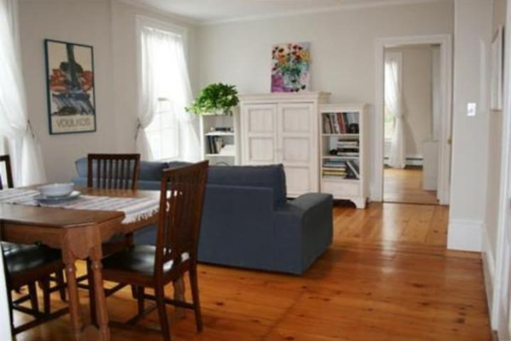 Spacious 1 br condo in the heart of Newburyport - Newburyport - Kondominium
