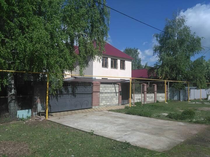 Уютная просторная комната (село Рождествено)