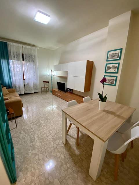Apartament spațios și luminos Brescia