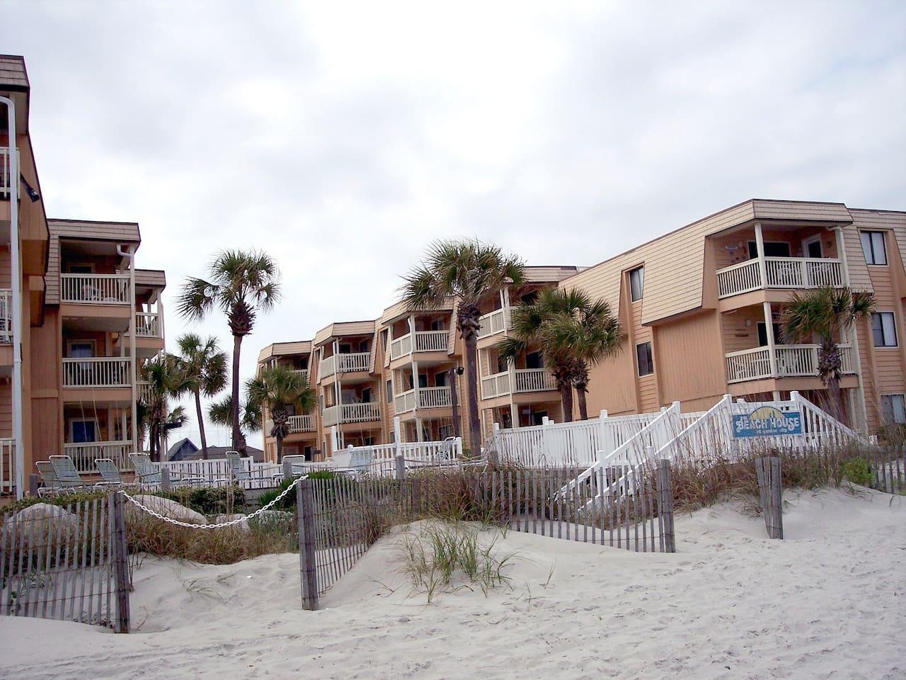 The Beach House at Garden City