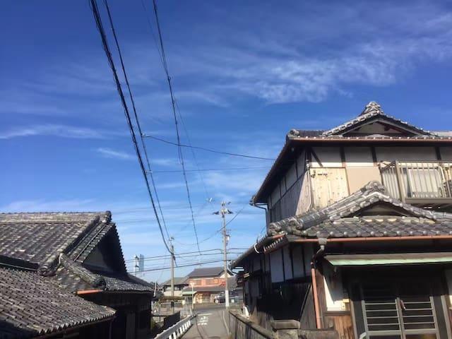 和歌山旁の日本当地民宿 - Misaki-chō - Villa