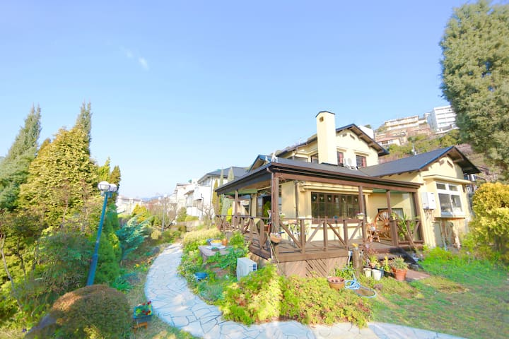NEW!Your home from home in Kobe! Time Flies Here.. - Higashinada-ku, Kōbe-shi - Casa