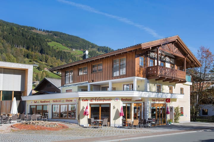 Apartment Enzian - Bramberg am Wildkogel - Leilighet