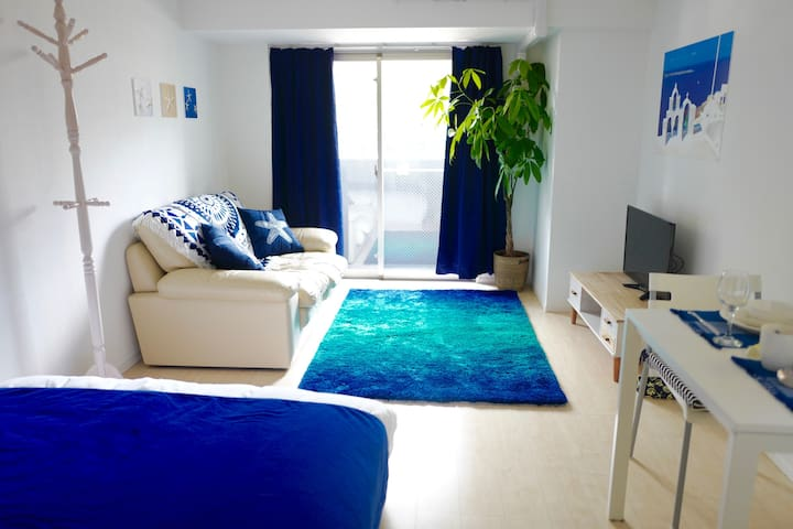 Central Tokyo Luxury Room [Free Wi-fi& Best place] - Shinjuku - Apartment
