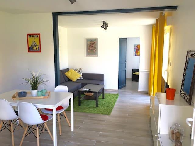 LA MA'RETZ - Chez Manu et Julia